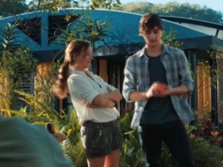 Terra Nova: Teens On Terra Nova