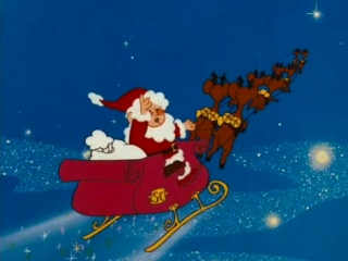 twas the night before christmas to all a good night clip 1974 video detective - Twas The Night Before Christmas Movie
