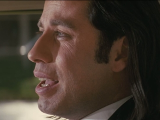 Pulp Fiction Le Big Mac