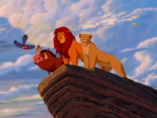The Lion King Uk