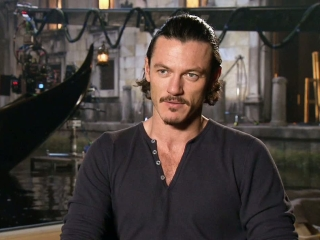 The Three Musketeers Luke Evans On His Character Aramis