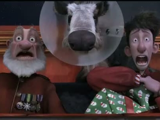 Arthur Christmas Uk