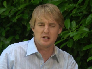 The Big Year Owen Wilson On His Character