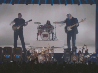 Rush Time Machine 2011 Live In Cleveland