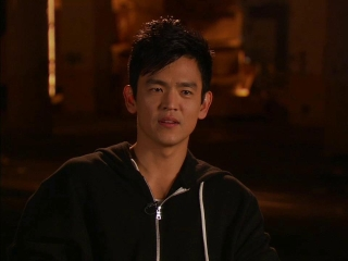 A Very Harold  Kumar 3D Christmas John Cho On Being Back For The Third Film - A Very Harold  Kumar Christmas - Flixster Video