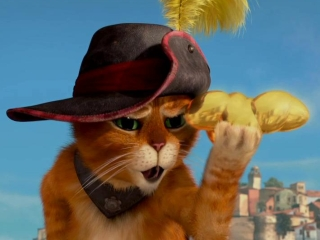 Puss In Boots Golden Eggs Tv Spot