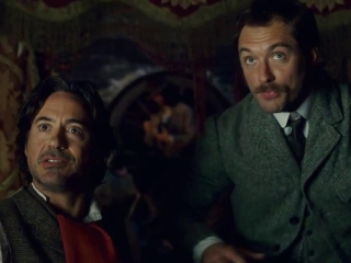 Sherlock Holmes Game Of Shadows Trailer 2