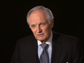 Tower Heist Alan Alda On Playing This Character