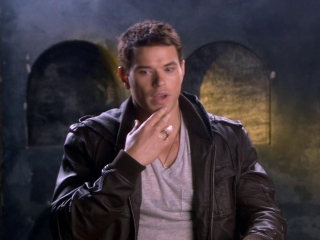 Immortals Kellan Lutz On What Attracted Him To The Project