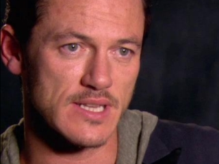 Immortals Luke Evans On The Story