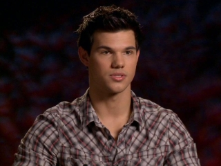 The Twilight Saga Breaking Dawn-part 1 Taylor Lautner