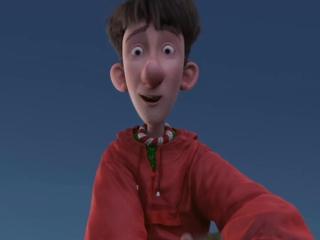 Arthur Christmas: Elf Down