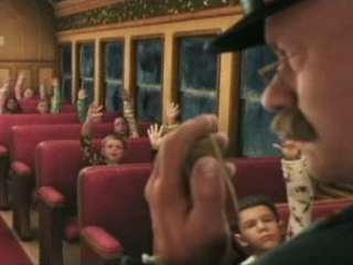 The Polar Express Scene Hot Chocolate