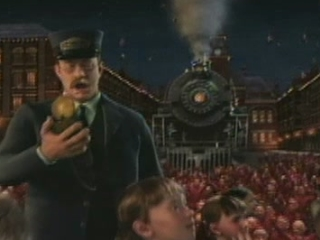 THE POLAR EXPRESS SCENE: ROCKIN' ON TOP OF THE WORLD
