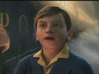 The Polar Express Scene All Aboard