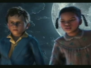 The Polar Express Scene Tracks Dead Ahead