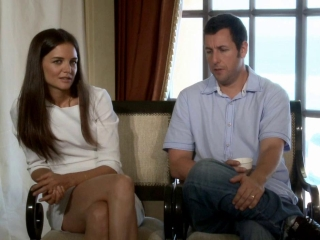 Jack And Jill Adam Sandler And Katie Holmes On The Story