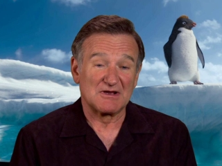 Happy Feet Two Robin Williams On Ramon