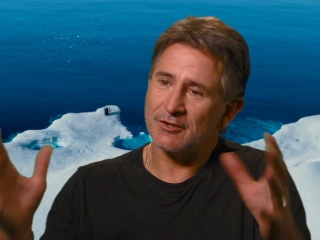 Happy Feet Two Anthony Lapaglia On George Miller