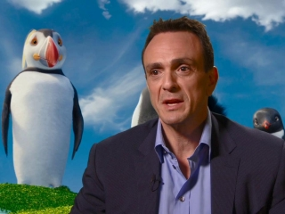 Happy Feet Two Hank Azaria On Voicing Sven