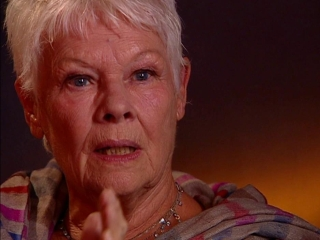 My Week With Marilyn Judi Dench On Michelle Williams As Marilyn Monroe