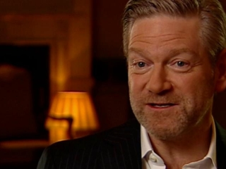 My Week With Marilyn Kenneth Branagh On Taking The Role Of Laurence Olivier