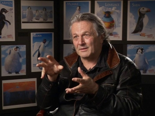 Happy Feet Two George Miller On The Appeal To All Ages