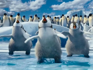 Happy Feet Two Bringing Fluffy Back