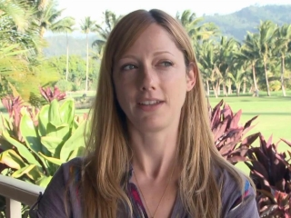 The Descendants Judy Greer On Her Character