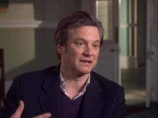 Tinker Tailor Soldier Spy Colin Firth On How The Other Members Of The Organization View Him