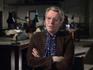 Tinker Tailor Soldier Spy Gary Oldman On The Secret Intellgiance Service Known As The Circus