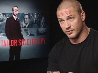 Tinker Tailor Soldier Spy Tom Hardy On His Character