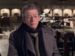 Tinker Tailor Soldier Spy John Hurt On His Character