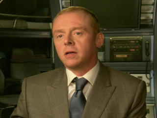 Mission: Impossible Ghost Protocol: Simon Pegg On Training For His Role