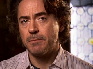 Sherlock Holmes A Game Of Shadows Robert Downey Jr On The Story