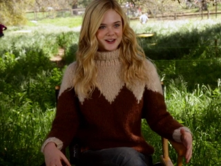 Elle Fanning We Bought A Zoo Gif