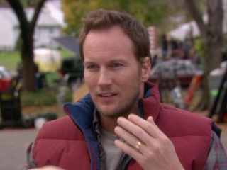 Young Adult Patrick Wilson On His Character