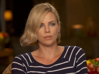 Young Adult Charlize Theron On Meeting Jason Reitman