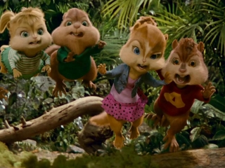 Alvin And The Chipmunks Chipwrecked Weve Become Animals