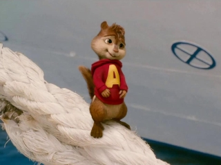 Alvin And The Chipmunks Chipwrecked Rules Is My Middle Name