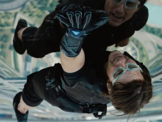 Mission Impossible Ghost Protocol Brad Bird Imax Featurette