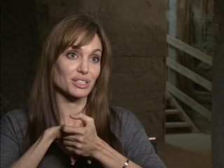 In The Land Of Blood And Honey Angelina Jolie On Early Development Of The Script
