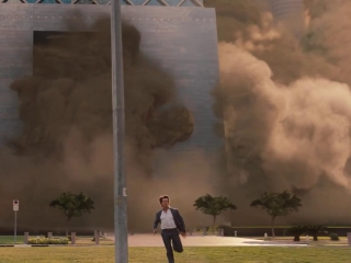 Mission: Impossible Ghost Protocol: Sandstorm Chase