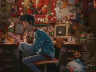 Arthur Christmas: Office