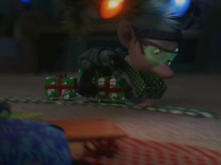 Arthur Christmas: Invasion