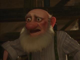 Arthur Christmas: Grand Santa