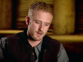Contraband Ben Foster On The Story
