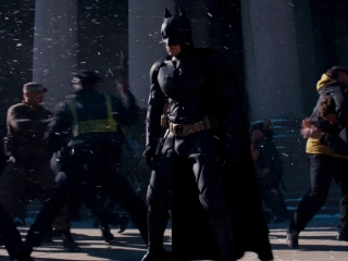 The Dark Knight Rises Trailer 2