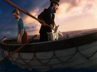The Adventures Of Tintin Typical Landlubbers