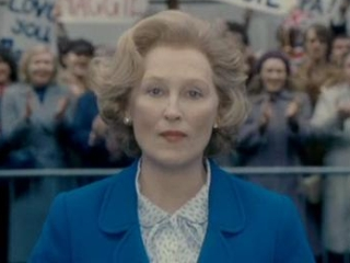 The Iron Lady Tv Spot